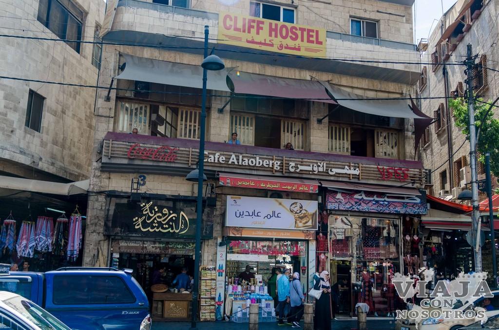 Mejores lugares para comer en Amman