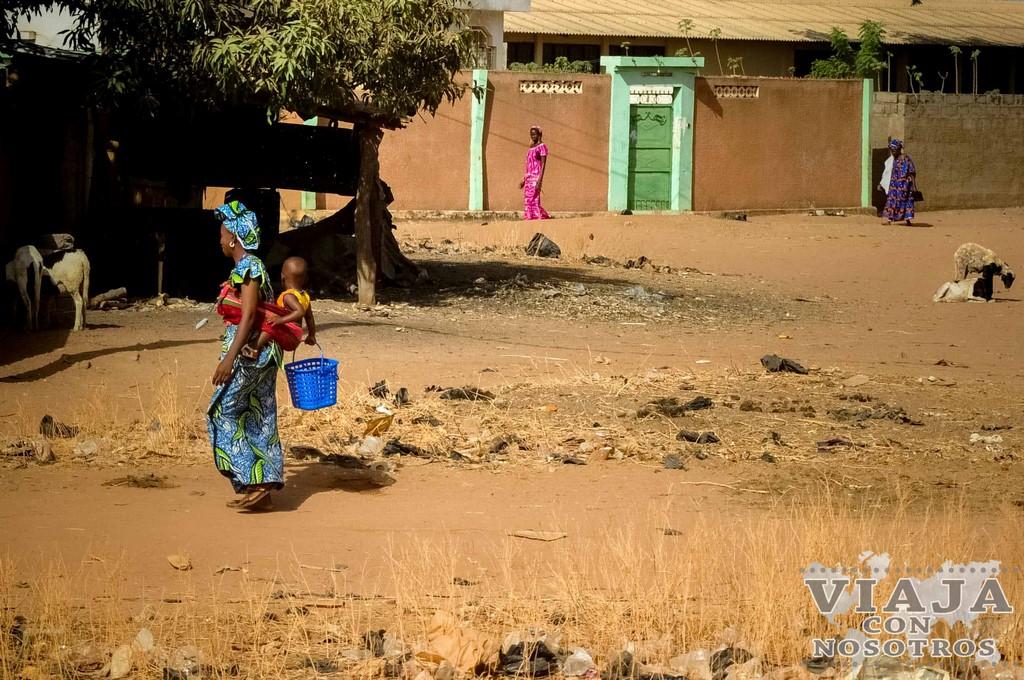 Donde alojarse en Dakar