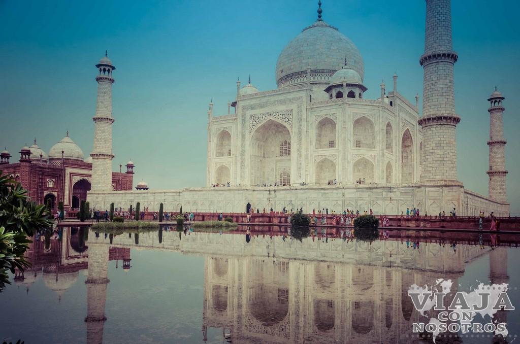 Lo que debes saber si visitas el Taj Mahal