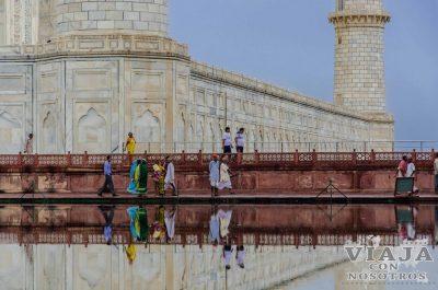 Como visitar el Taj Mahal por tu cuenta