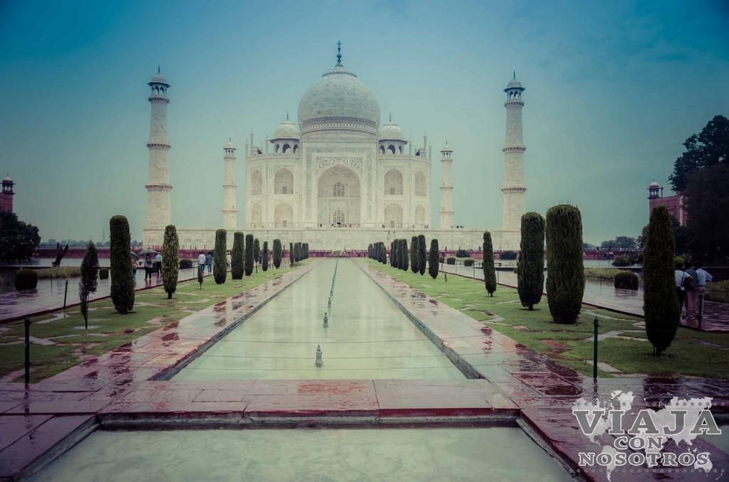 Precios entrada al Taj Mahal