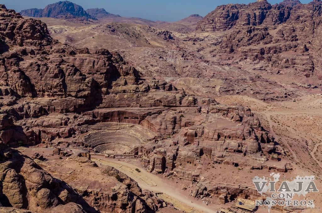 Ruta Miradores de Petra