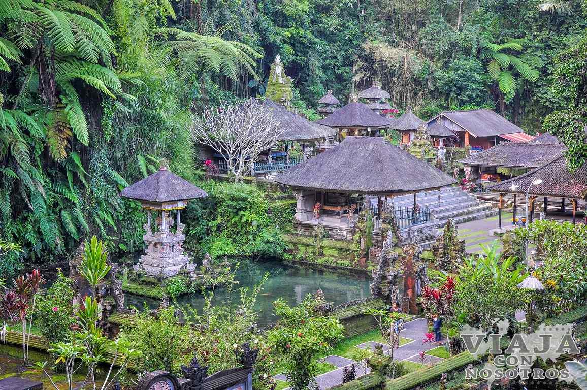 Visitar Bali por tu cuenta