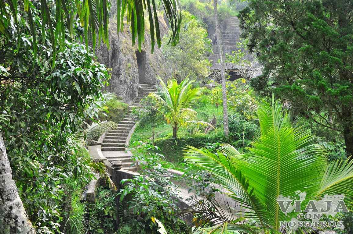Como visitar el Templo Gunung Kawi