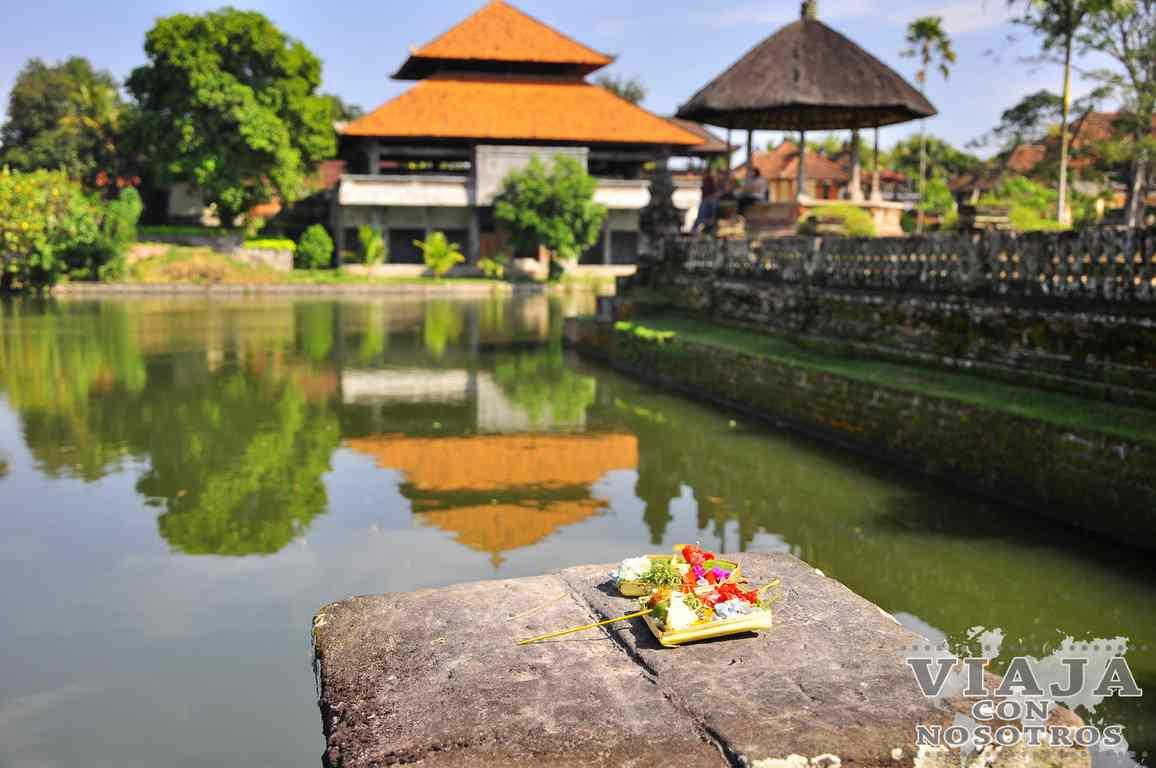 Como visitar el Templo Taman Ayun
