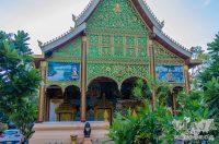 mejores templos de vientiane