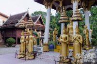 the best temple in vientiane