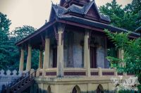 temple wat si saket vientiane