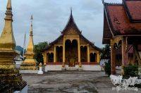 Templo Wat Sene Luang Prabang