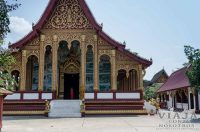 Wat Siphoutthabath luang prabang