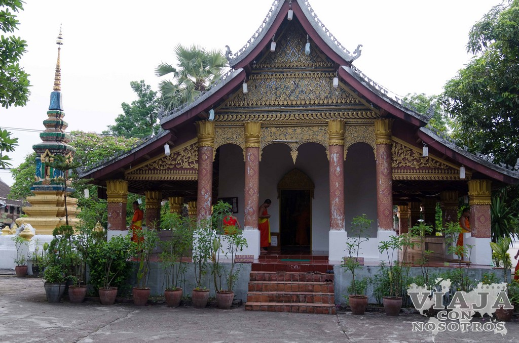 Haw Pha Bang luang prabang