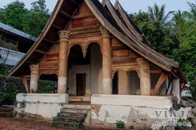Wat Mai Suwannaphumaham luang prabang