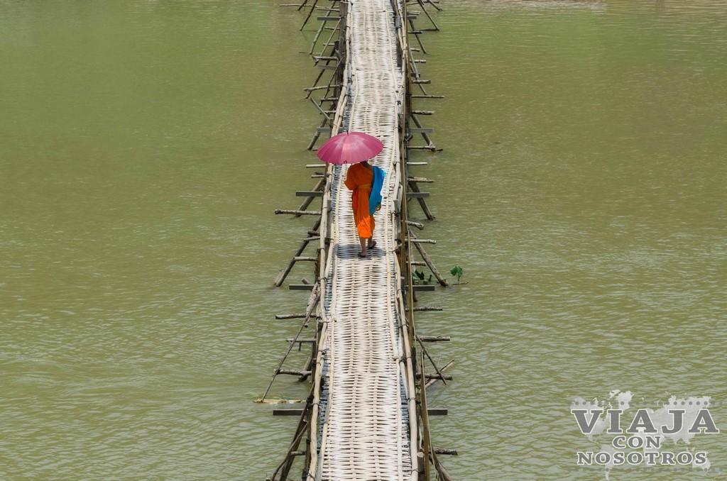 Wat Chom Si luang prabang