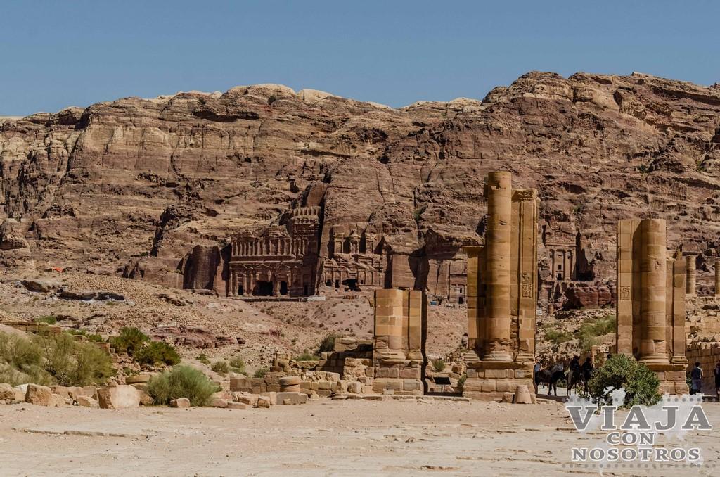 Tumba de los reyes Petra