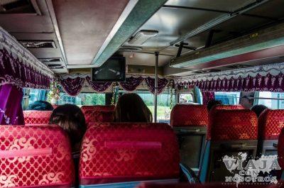 como ir de pakse a Ubon Ratchathani en autobus