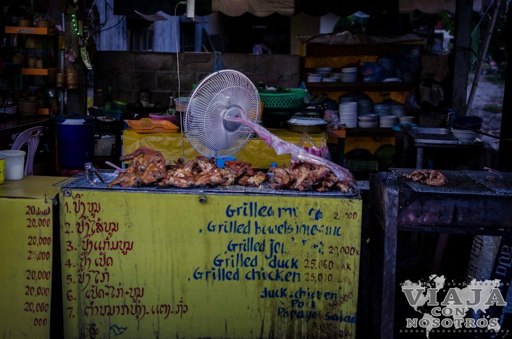 todos los lugares para visitar en laos