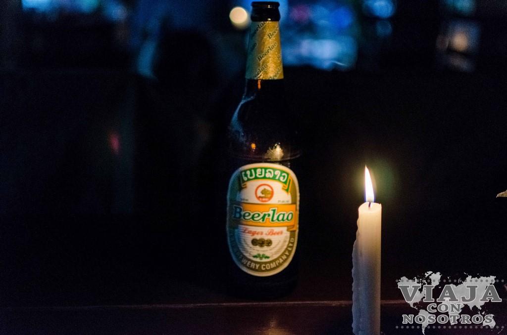 Cerveza de Laos