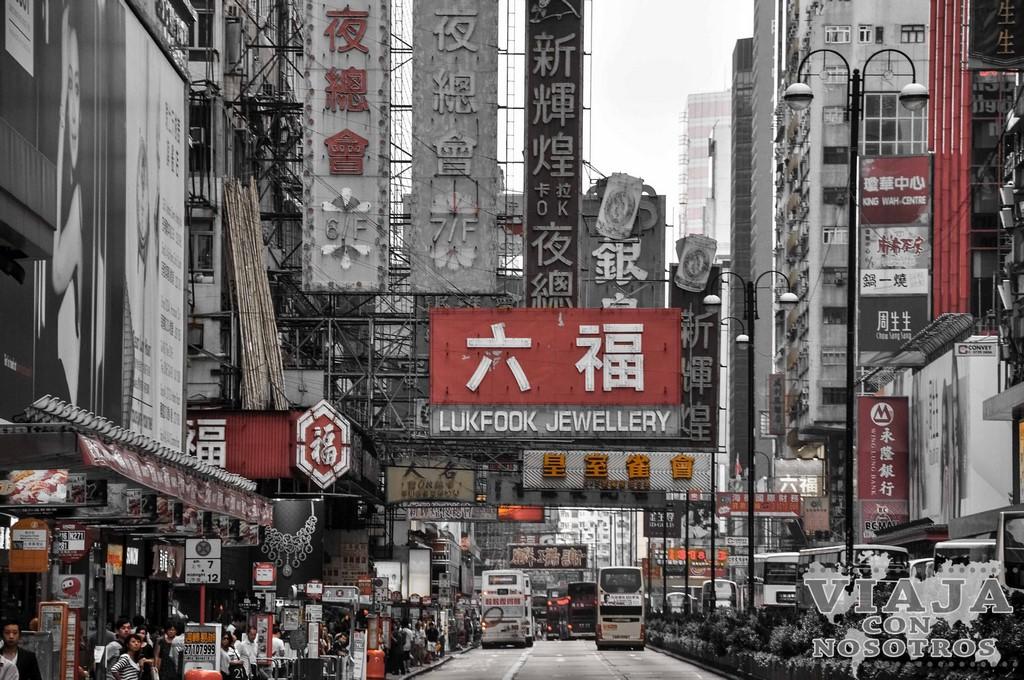 Que ver en Hong Kong en cuatro días