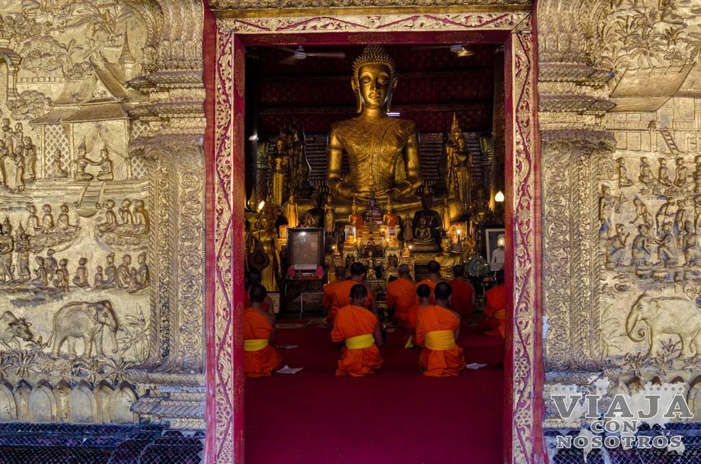 itinerario laos por libre