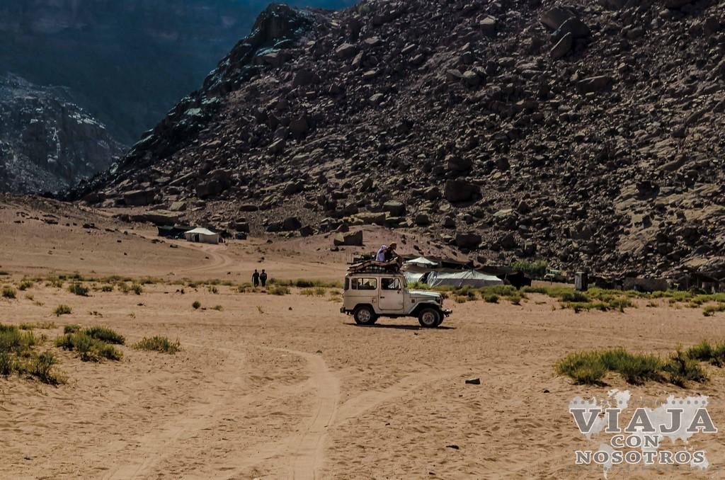 Todo lo que debes saber para visitar Wadi Rum