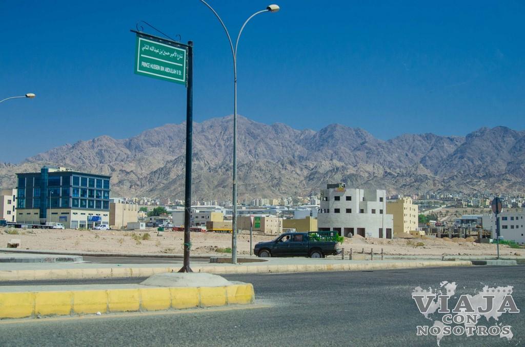 Como llegar a Wadi Rum