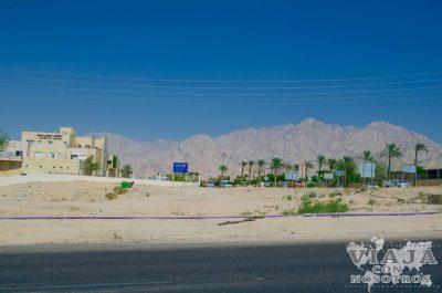 Como ir a Wadi Rum desde Jerusalen por tu cuenta