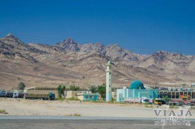 Como cruzar la frontera de Agaba a Jordania