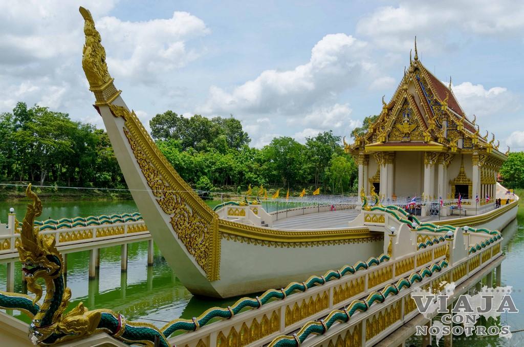 temple wat ban na muang ubon ratchathani