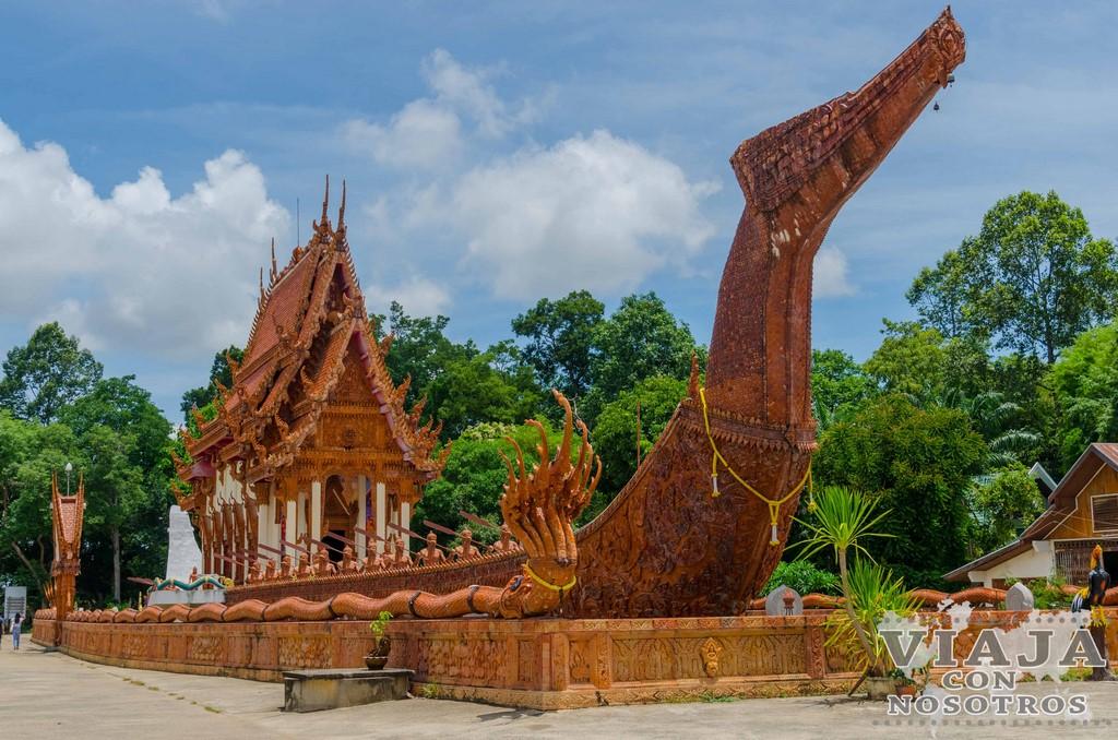 templo wat ban na muang ubon ratchathani