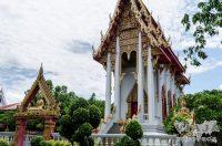 temple wat luang Ubon Ratchathani