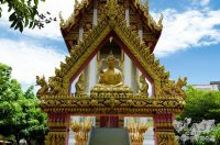 the best temples Ubon Ratchathani