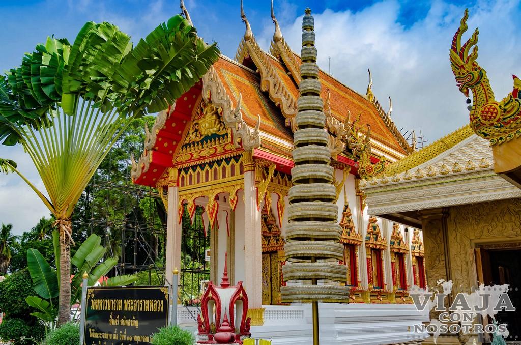 templo wat phra that nong bua Ubon Ratchathani