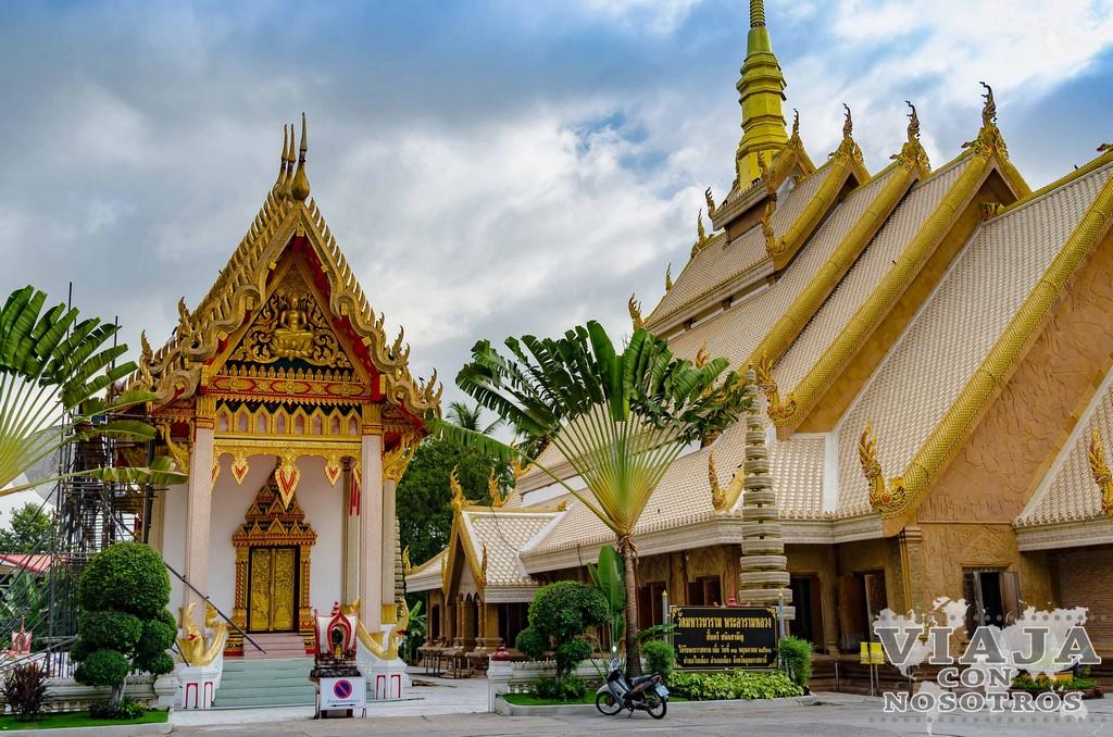 que ver y que hacer en Ubon Ratchathani en dos dias