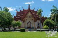 templo wat si ratanaram Ubon Ratchathani