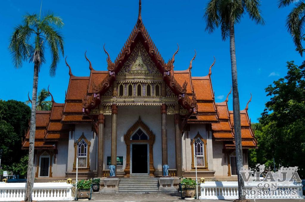 guia completa de los templos de Ubon Ratchathani tailandia
