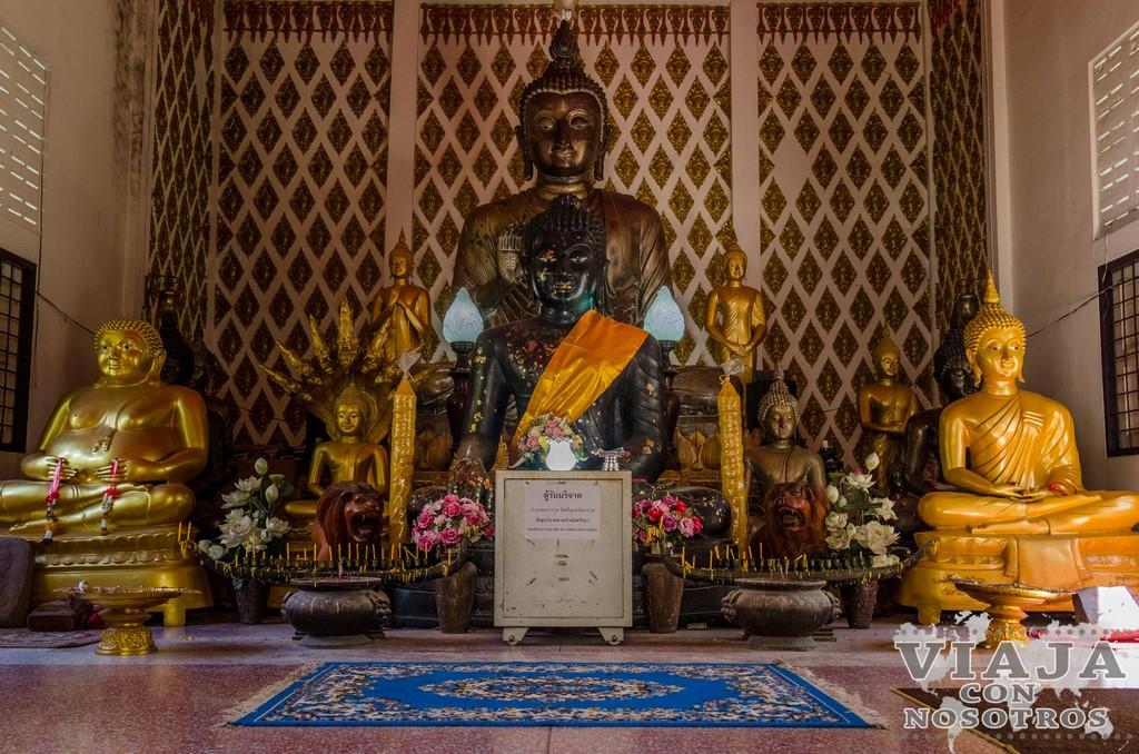 temple wat si ratanaram Ubon Ratchathani