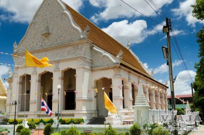 templo wat supatnaram worawihan Ubon Ratchathani