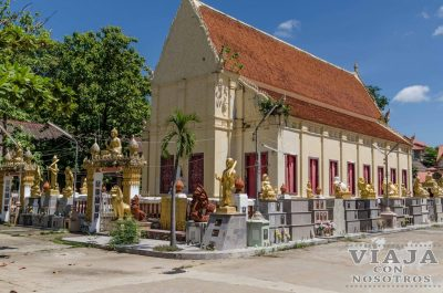templo wat suthatsanaram Ubon Ratchathani