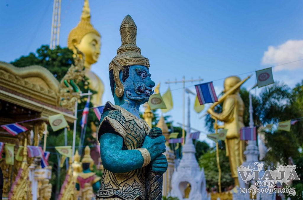 temple wat tai phrachao yai ong tue ubon ratchathani