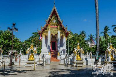temple wat thung si muang Ubon Ratchathani