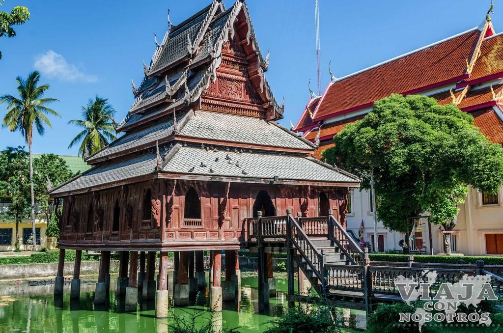 templo wat thung si muang Ubon Ratchathani