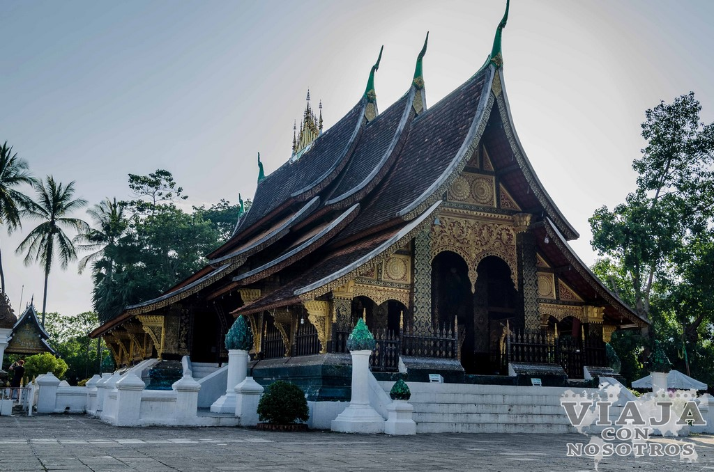 temple wat xieng thong