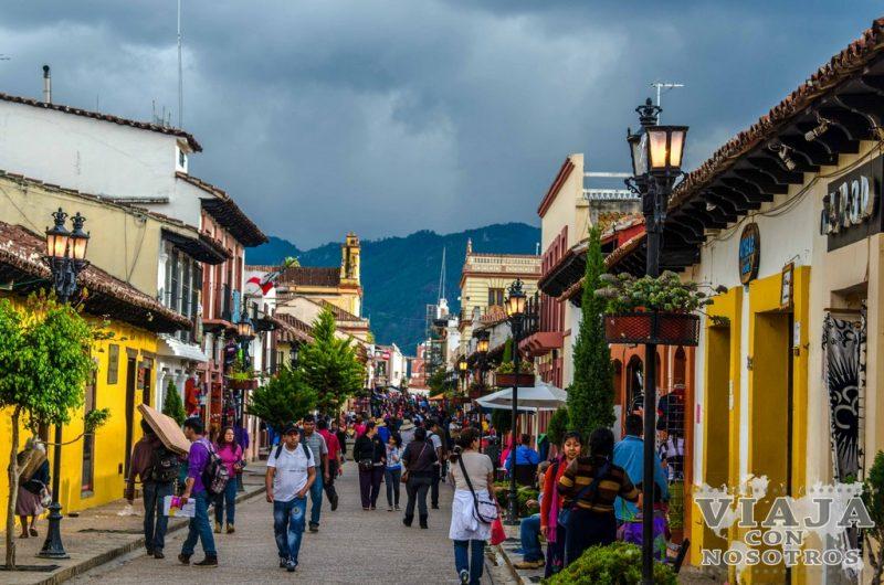 Andador Guadalupano San Cristóbal de las Casas