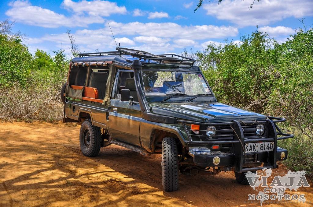 Safari en Kenia económico