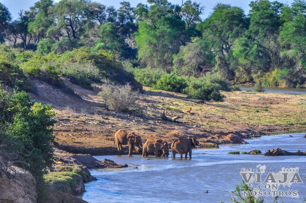 Viaje a Kenia como mochileros