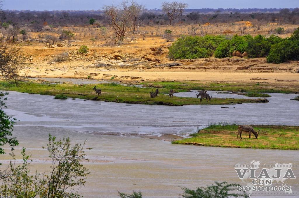 Se puede viajar a Kenia como mochileros
