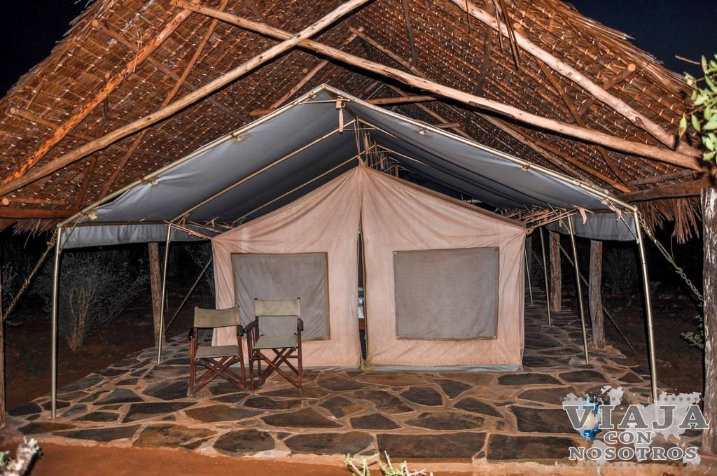 Hoteles baratos en Kenia