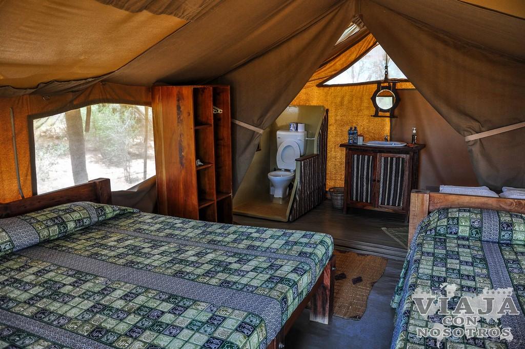 Te explicamos como hacer el safari al parque Tsavo en Kenia