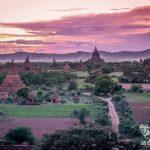 Bagan: Pagoda Shwezigon, Templo Htilominlo, Monasterio Nathaukkyanung