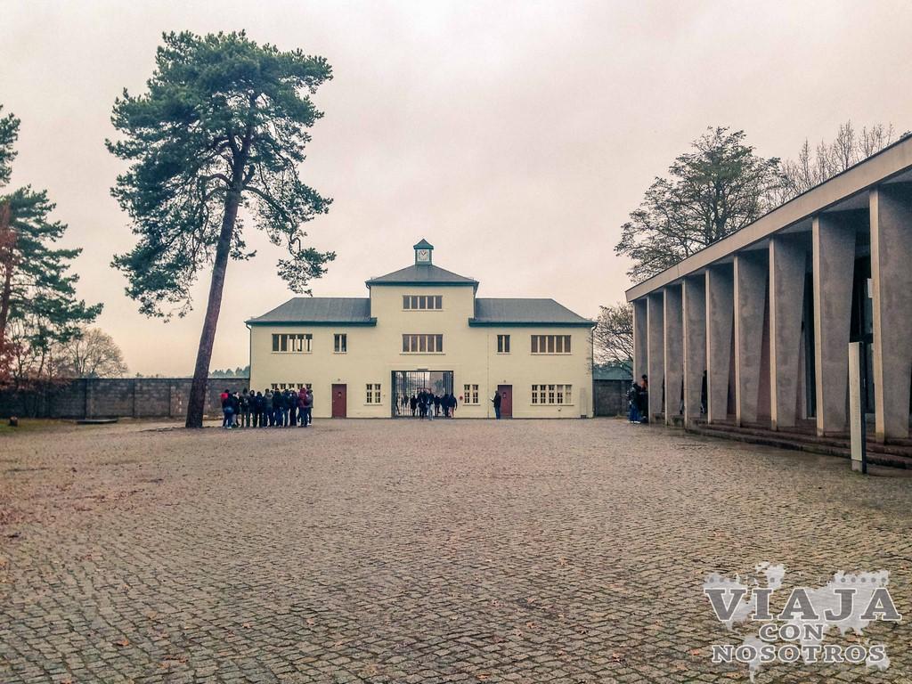Como visitar Campo de Concentración Sachsenhausen